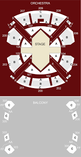 Love Theater Las Vegas Nv Seating Chart Stage Las