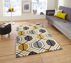 hong kong hexagon rug 100 acrylic hand tufted large geometric home
