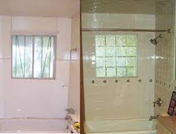 popular glass block window in shower seattle installation panel brick indianapoli cost living room basement cincinnati