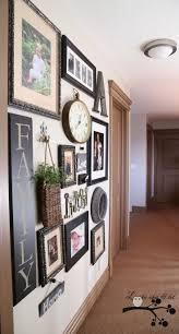 Hallway Wall Ideas The 25 Best Hallway Wall Decor Ideas On Pinterest Stair Wall