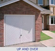 up and over door