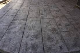 Concrete Wood Floors Portfolio Wood Plank Ageless Concrete