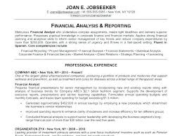 Good Resume Custom Example Of Good Resumes Good It Resume Examples Good Resume Examples