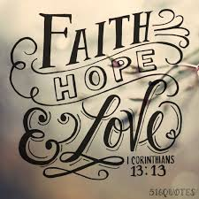 Love Faith Hope Quotes Simple Faith Hope Love Quotes QuotesGram Wall Decorations Pinterest