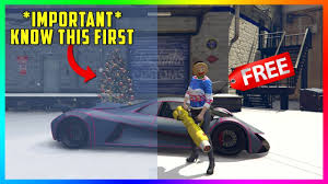 GTA <b>5</b> Online - NEW UPDATE! Snow Is Gone FOREVER, <b>FREE Gift</b> ...