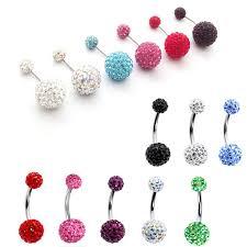 <b>LNRRABC Sale 1Pc</b> Women Fashion Rhinestones Crystal Ball ...