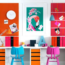 colorful office accessories. Exellent Office Colorful Desk Accessories Home Office Decor Ideas 2  Leather And Colorful Office Accessories