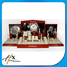 Wooden Display Stands For Figurines Hot Sale Wooden Watch Display Stand Buy Wood Watch Display Stand 100