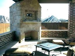 covered outdoor fireplace patio with and under ideas cove