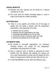 secret va benefits page 5 of 8 6