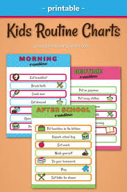 ideas about daily routines daily schedule 1000 ideas about daily routines daily schedule kids kids routine chart and baby schedule printable
