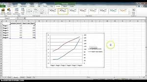 Excel How To Plot A Line Graph With 2 Vertical Y Axis