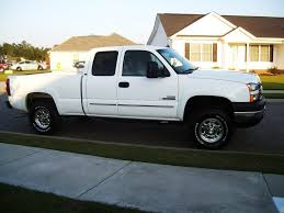 For Sale or Trade: 2006 2500hd Duramax Diesel extended cab 6.6 LBZ ...