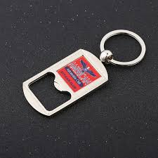 bottle opener advertising. Fine Advertising Full Color Printed Promotional Gift Company Advertising Keychain Keyring  Beer Bottle Opener With Custom Epoxy Resin And L