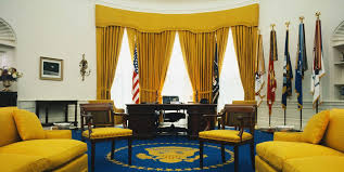 obama oval office decor. oval office decor changes in the last 50+ years - pictures of from every presidency obama .