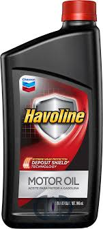 Havoline Motor Oil 10 40 1 Qt Bottle 223396481
