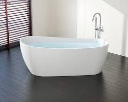Image Grey Freestanding Badeloft Usa Modern Freestanding Tub Model Bw09 Badeloft Usa