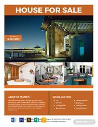 27 Free Real Estate Flyer Templates Word Psd Indesign
