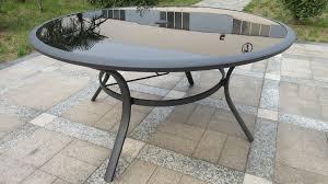 endearing round garden tables 10 soro 20160cm 20table