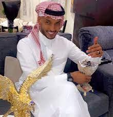"""نايف هزازي🦅 on Instagram: """"كل عام وانتم بخير"""" اعاده الله علينا وعليكم  بالخير والبركات وعيدكم مبارك من العايدين والفائزين 🌙🤍"""""""