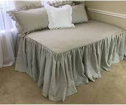 day bed cover. Contemporary Cover Daybed Cover Fully Gathered Handmade By Superior Custom Linens For Day Bed Cover N