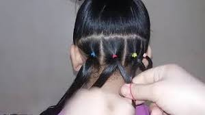 قصات شعر جديدة للبنات الصغار تسريحات اطفال جميلة