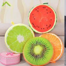 floor cushions for kids. Delighful Kids Hot Sale Creative 3D Fruit Cushion Home Decor Soft Round Stuffed Plush  Decorative Pillows Floor Cushions Throughout Floor Cushions For Kids L
