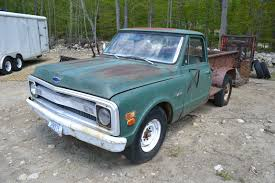 Chevrolet: Other Pickups 1969 chevy c 20 project truck former ...
