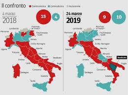 Elezioni regionali 2019: il centrodestra batte il ...