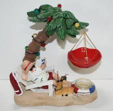 Yankee Candle Christmas Tree Lighting Yankee Candle Hanging Tealight Tart Burner Santa At The