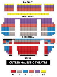 Denver Performing Arts Center Seating Chart Lyric Arts Seating Chart Denver Center For The Performing Arts