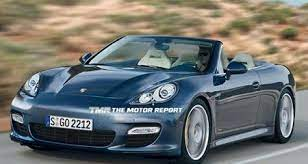 2011 Porsche Panamera Cabriolet And Coupe Previewed Luxe Auto S Automerk Auto S