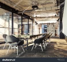 loft office. Loft Meeting Workplace. Design. Modern Office. Offic Workspace. Office Interior
