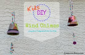 Kids Diy Easy Wind Chime