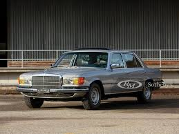 It was originally purchased by william m. 1979 Mercedes Benz 450 Sel 6 9 Paris 2020 Rm Sotheby S