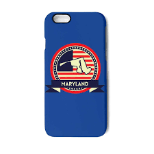 Mens Designer Phone Cases Iphone 7 Amazon Com Shock Absorbing Iphone 8 Case Maryland Themed