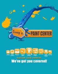 Paint Center Catalog 2014 By Bennys Homecenter Issuu