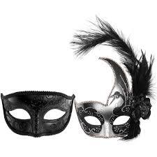 Glitter Mask Designs Amazon Com Ilovemasks Black Glitter Eye Mask Silver Black