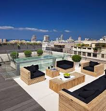 rooftop deck furniture.  Deck Rooftop Deck Design Ideas Furniture And P