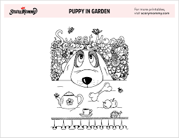 Let's go over the available coloring sheets! 10 Puppy Coloring Pages Free Printable Puppy Coloring Pages For Kids