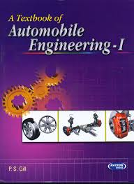 Mechanical Engineering Textbooks Which Is The Best Book For Automobile Engineering