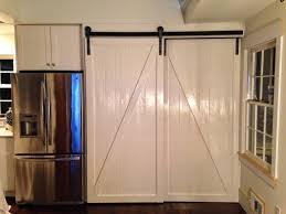 interior sliding barn doors pantry