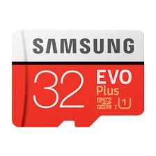 <b>Samsung</b> 32GB <b>Evo Plus</b> microSD Card - Price, Reviews & Specs ...