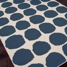 bold idea polka dot area rug 12