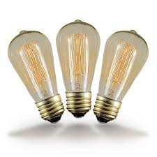 picture of st64 vine edison bulb e26 um base 60 watt 1 pack