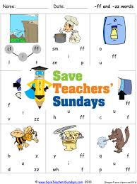 Writing and alphabet worksheets, a phonics workbook series and clipart. Ff And Zz Phonics Worksheets Activities Flash Cards And Other Teaching Resources Teaching Resources