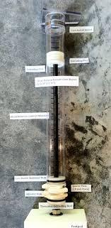 pore sample extruder