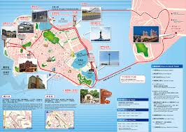 macau tourist map travel map of macau macau attraction map