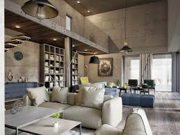Designs by Style: Eclectic Modern Design - Modern Loft Apartment
