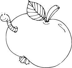 Coloriages De Pommes L L L